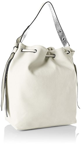 Bulaggi Boudin Bucket - Bolso de hombro Mujer Weiß (white)