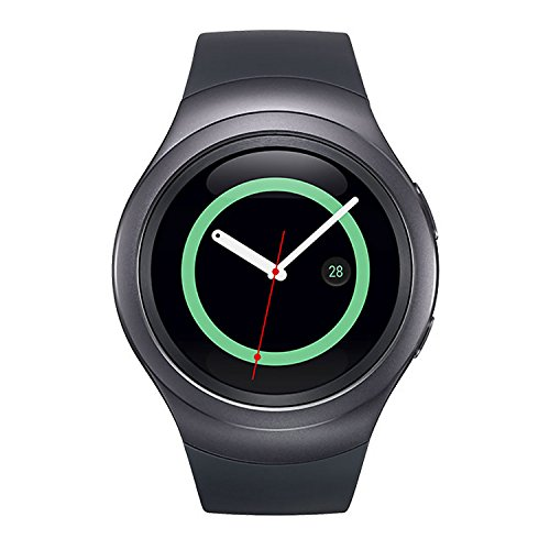 Samsung Gear S2 Smartwatch - Dark Gray (Gear Fit Watch)