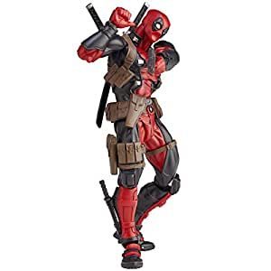 Deadpool ABS & PVC Amecome Yamaguchi Action figure - 160 mm