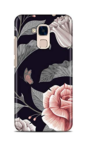 Shengshou Mobile Back Cover for Huawei Honor 5C Pattern ABC123M37264