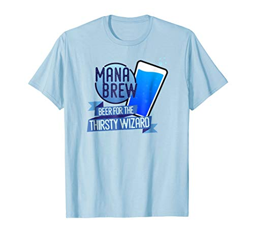 Mana Brew Nerdy Tee Shirt - Mana Of Dawn