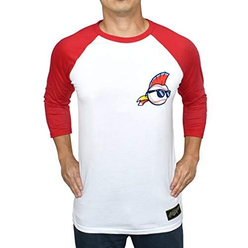 Major League - 3/4 Sleeve Men's Baseball Tee -
