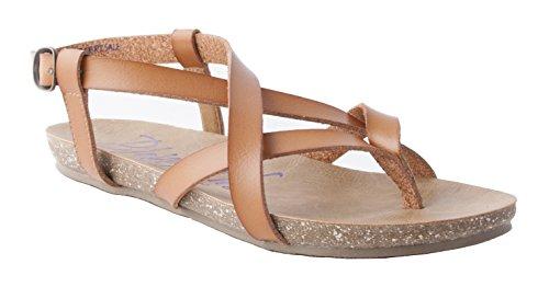 Sandalo Del Pescatore Del Granello Delle Donne Del Blowfish Sabbia Del Deserto