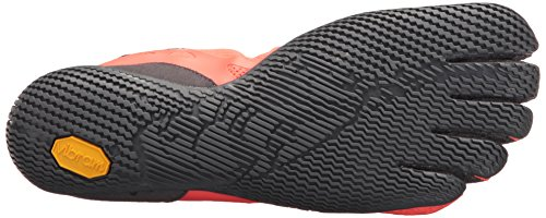 KSO Fire Damen Grey Coral Fitnessschuhe Coral FiveFingers Vibram Orange Evo Grey Fire Outdoor vEnpxwqa6