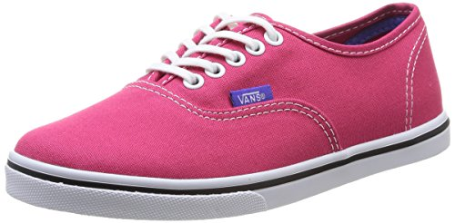 Camionnettes Unisex Authentique (tm) Lo Pro Sneaker Rose Rouge / Violet Iris