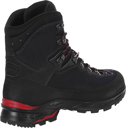 Lowa Ticam II GTX Calzado de trekking negro azul rojo