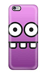 lintao diy Durable Case For The Iphone 6 Plus- Eco-friendly Retail Packaging(funny Tooth Gaps )