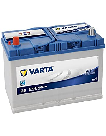 Varta Blue Dynamic G8 Batería de arranque, 5954050833132, 12V 95Ah 830A