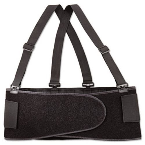 Allegro Economy Back Support Belt, X-Large, Black (5 Units)