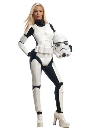 Stromtrooper Female Adult Costume - -