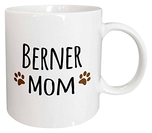 3dRose mug 154073 1 Bernese Mountain Ceramic