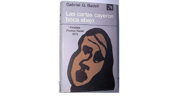 Cartas cayeron boca abajo, las: Amazon.es: Gabriel Garcia ...