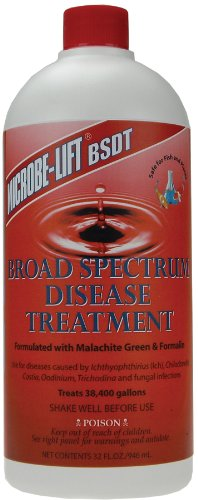 Eco Labs BSDT32 Broad Spectrum Disease Treatment, 32-Ounce