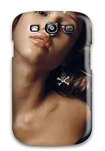 Fashionable LanhZNl2944irYPa Galaxy S3 Case Cover For Jessica Alba Protective Case