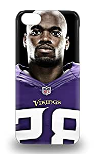 Iphone 5c Well Designed Hard 3D PC Case Cover NFL Minnesota Vikings Adrian Peterson #28 Protector ( Custom Picture iPhone 6, iPhone 6 PLUS, iPhone 5, iPhone 5S, iPhone 5C, iPhone 4, iPhone 4S,Galaxy S6,Galaxy S5,Galaxy S4,Galaxy S3,Note 3,iPad Mini-Mini 2,iPad Air )