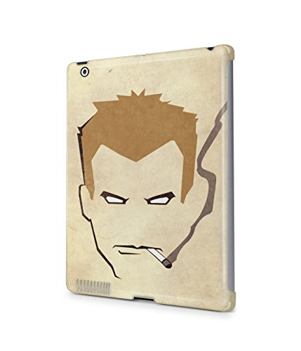 Constantine-TV-Series-Hero-Plastic-Snap-On-Case-Cover-Shell-For-Apple-iPad-2-3-4