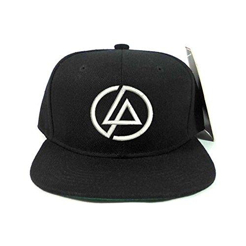 LINKIN PARK Symbol Black Snapback hat abf06327264e