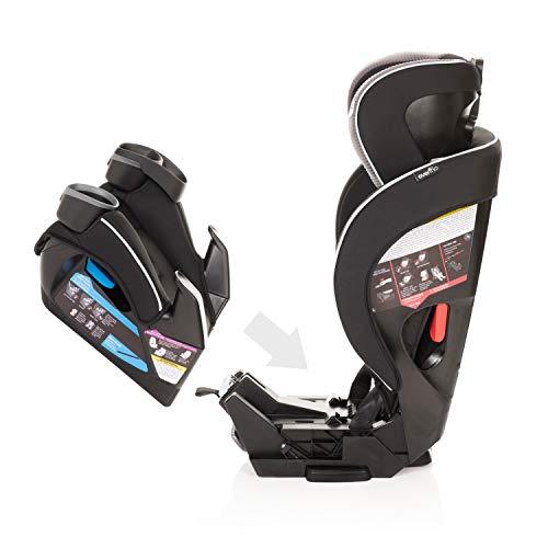 41Xsh8gRaqL - Evenflo EveryFit 4-in-1 Convertible Car Seat, Olympus