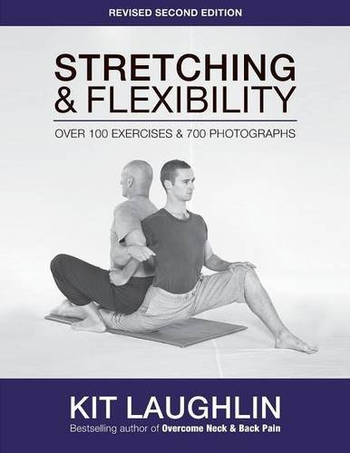 Stretching & Flexibility, 2nd edition by Kit Laughlin - Shopping Mall Laughlin