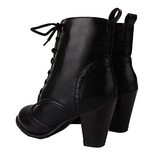 Noir Fashion Sjjh Femme Sjjh Fashion 66zx1qZw