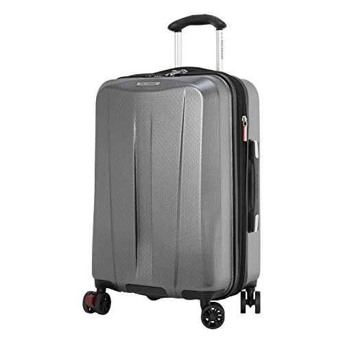 Ricardo Beverly Hills San Clemente 26-inch 4wheel Expandable Upright, Moon Silver