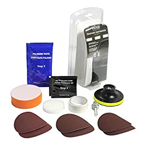 VViViD Do-It-Yourself Headlight Renewal/Restorer Kit