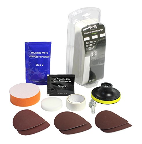 VViViD Do-It-Yourself Headlight Renewal / Restorer Kit