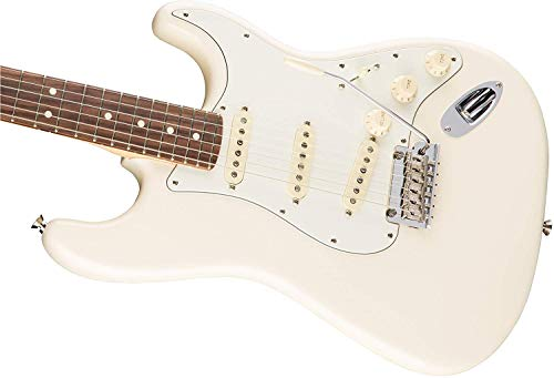 Fender American Professional Stratocaster - Olympic White w/Rosewood Fingerboard