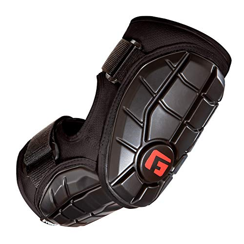 G-Form Elite Batter's Elbow Guard, Black, Adult Small/Medium