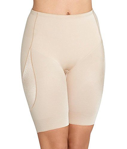Miraclesuit Rear Lift & Thigh Firm Control Slimmer, XL, (Lined Spandex Briefs)