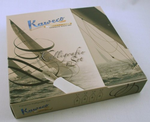 Kaweco Sport Classic Calligraphy Set white by Kaweco (Image #2)