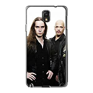 JasonPelletier Samsung Galaxy Note3 Excellent Cell-phone Hard Covers Custom Stylish Dreamtale Band Series [WFR18505eMUB]