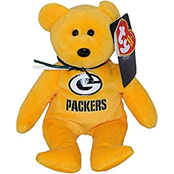 8189c8dd18b Amazon.com  Green Bay Packers NFL Beanie Baby - Teddy Bear by TY ...
