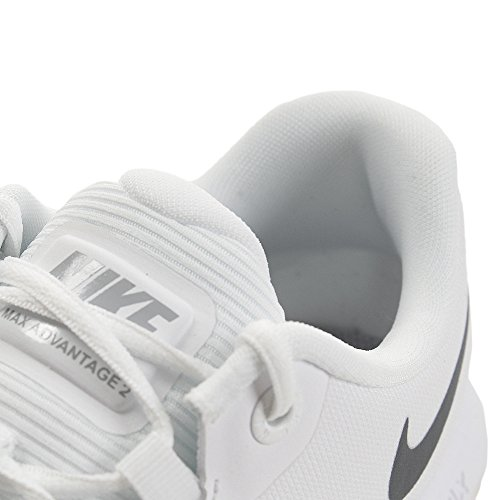 Multicolore Donna Advantage 100 2 Scarpe cool Max wolf Grey pure Wmns Grey Nike Air Running Platinum white pw088S