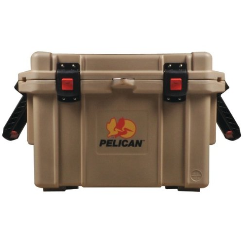 Pelican Elite Cooler 95 Quart - Tan