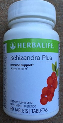 Herbalife Schizandra Plus with Essential Vitamins and Selenium