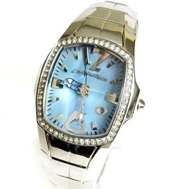 Chronotech   -Armbanduhr     Edelstahl CT7955LS-01M