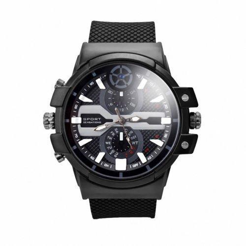KEQI Super HD motion detection 2K Resolution Camera Wrist Smart Watch Camera 32G Video Photo Audio...