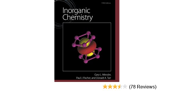 Inorganic chemistry 5 gary l miessler donald a tarr amazon fandeluxe Images