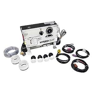 hydro-quip cs6009-us2120/240V sistema de control de aire con bomba doble
