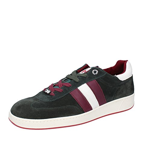 DAcquasparta Sneakers Herren Wildleder (39 EU, Grün)