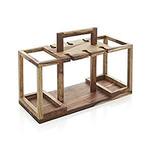 Indusriva Contemporary Style Mini bar Cabinet