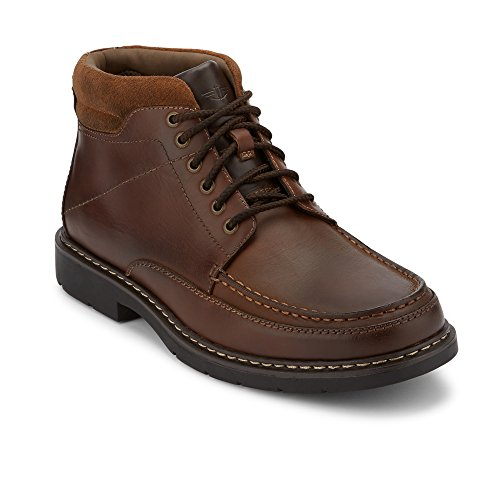 Dockers Men's Newport Chukka Boot, Brown, 9 M US (Dockers Boots Shoes)