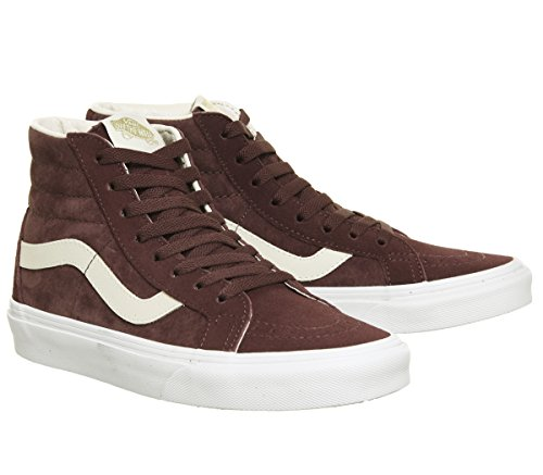 Exclusive White vd5i6bt mode Suede Hi Baskets True Vans Sk8 Port homme Eggnog qtvtP