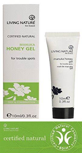 Living Nature Natural Acne Spot Gel