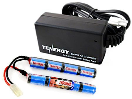 Top 10 airsoft battery 9.6 lipo for 2020