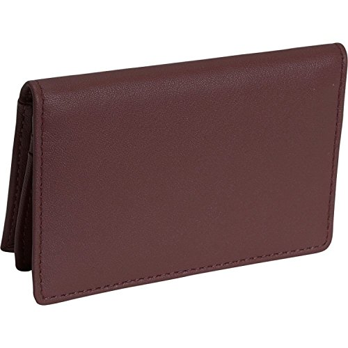 Metro Card Leather Holder Deluxe Card Royce Leather Burgundy Deluxe Holder Collection Royce pp0zqSw