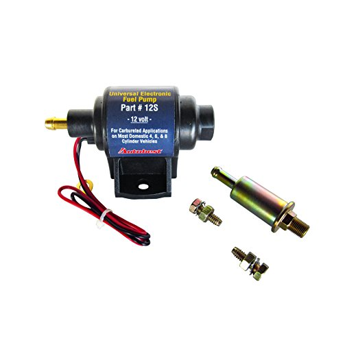 Autobest 12S Externally Mounted Universal Gasoline Electric Fuel Pump Auto Fuel Pump Problems