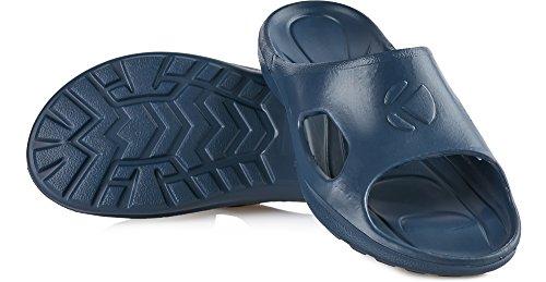 para Ladeheid Zapatillas Azul Hombre Oscuro EVA KL039M ZZE7qgO