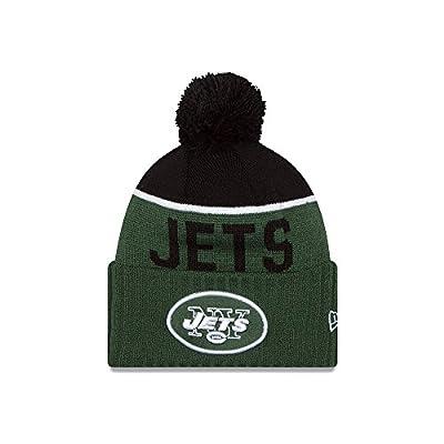 New Era Men's NFL 2015 New York Jets Sport Knit Hat